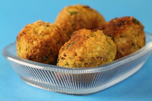 falafel food vegetarian