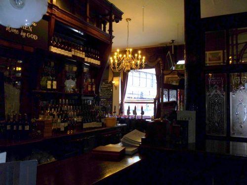 Falcon Pub, London, UK