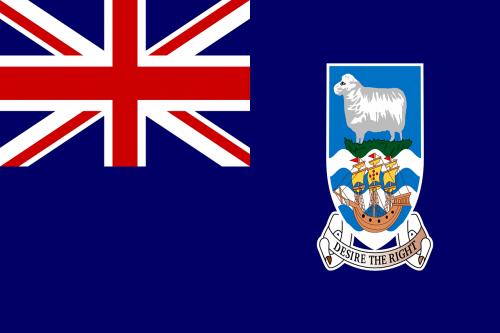 falkland islands flag national flag