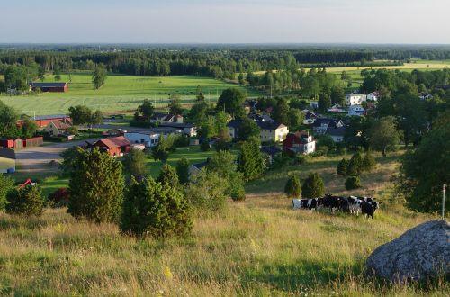falköping sweden landscape