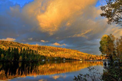 fall autumn landscape colors