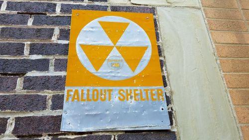 fallout shelter nuclear fallout