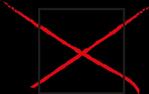 rectangle no failed