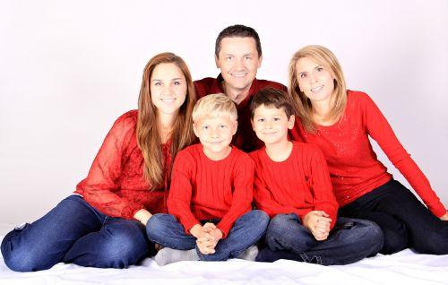 family kids children