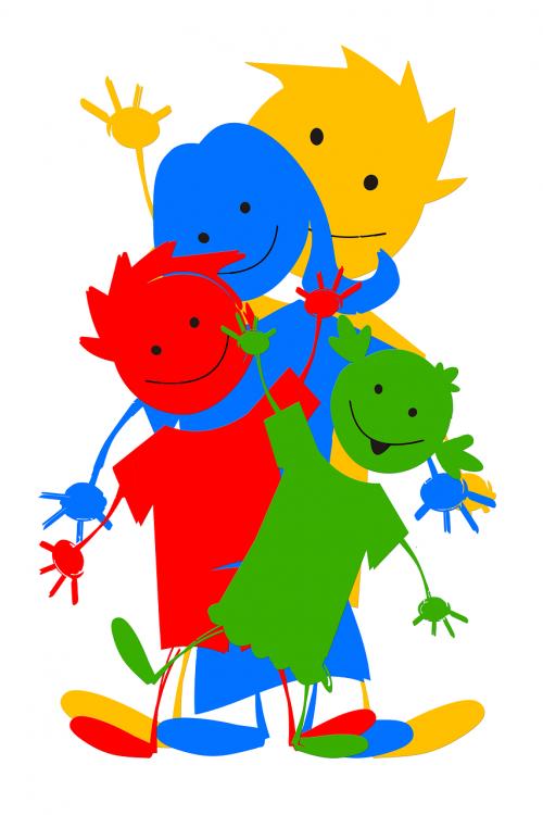 family community children