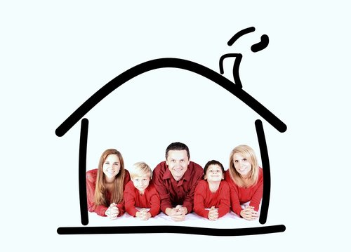 family  house  protection
