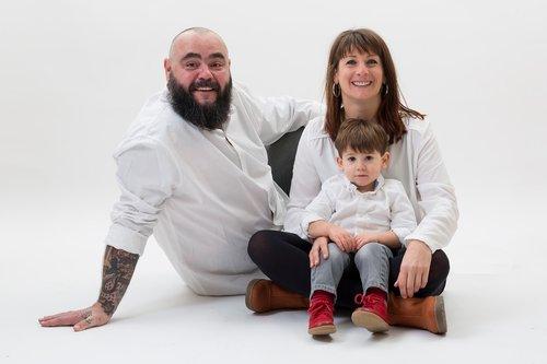 family  child  portrait