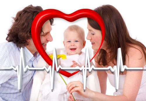 family heart bless you