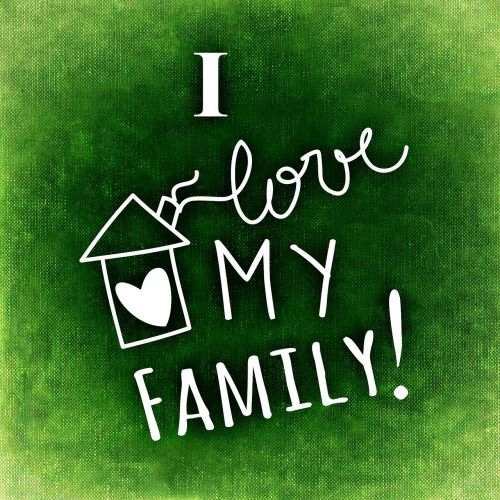 family togetherness parents