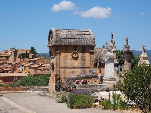 family grave cemetery graves