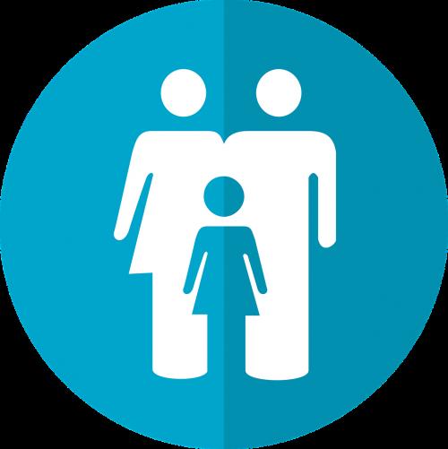 šeimos piktograma,šeima,piktograma,šeimos istorijos piktograma,vaikas,medicinos piktogramos,medicinos piktograma,tėvai,dukra,žmonės,nemokama vektorinė grafika