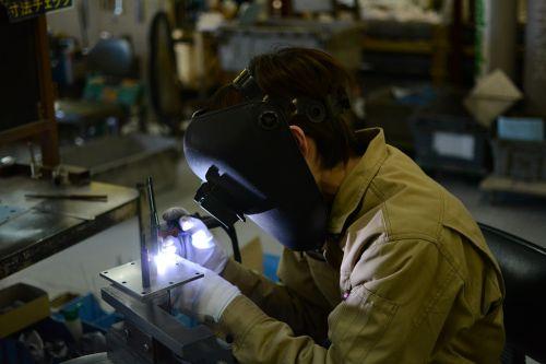 family-run business welding craftsman
