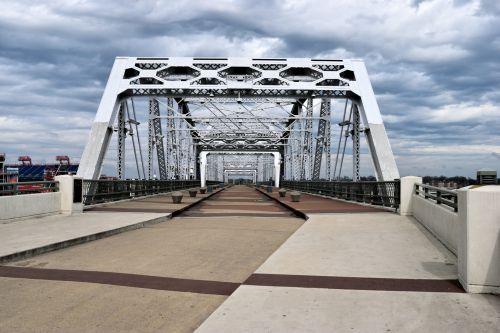 Famous Shelby Street Bridge
