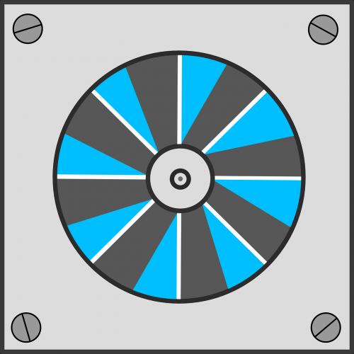 fan computer heat