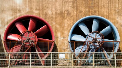 fan paddle-wheel duisburg
