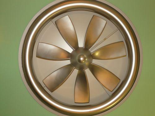 fan ceiling fan technology
