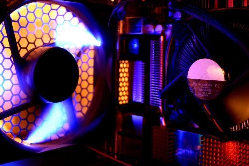 fan housing processor fan fan