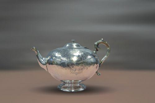 fancy tea teapot