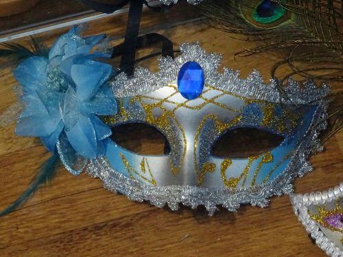 Fancy Dress Face Mask