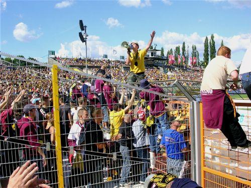 fans football dresden