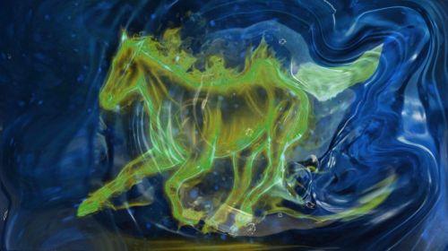 fantasy horse mystical