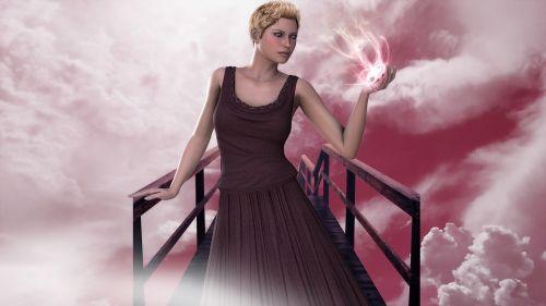 fantasy fantasy girl female