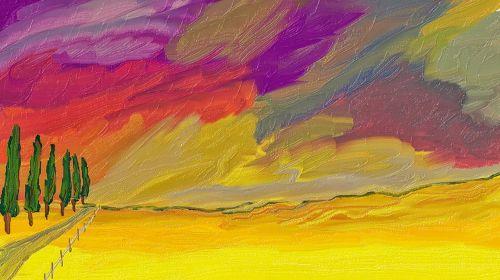 fantasy paint color