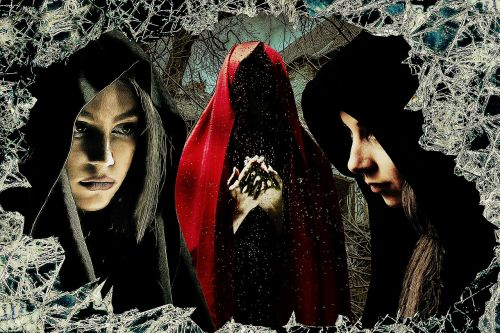 fantasy witches mystic