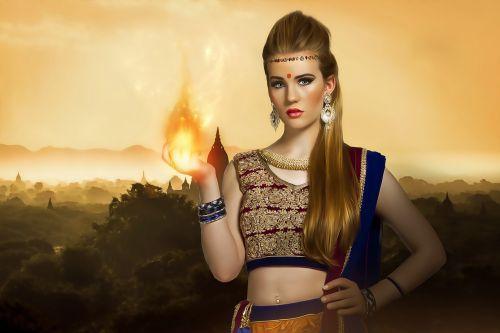 fantasy woman female