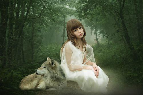 fantasy fantasy portrait girl