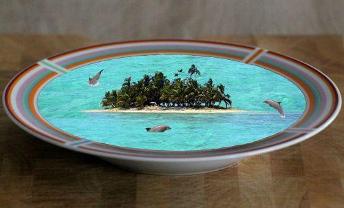fantasy plate island