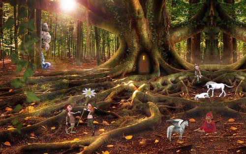 fantasy girl elves