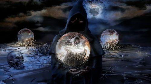 fantasy horror mystical