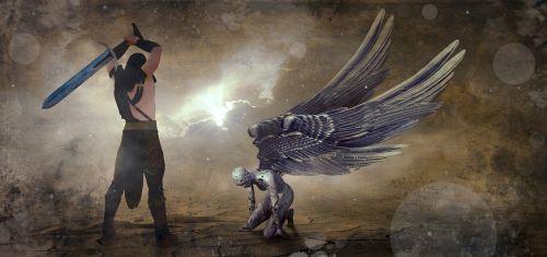 fantasy angel hangman