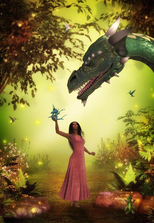 fantasy surreal mystical