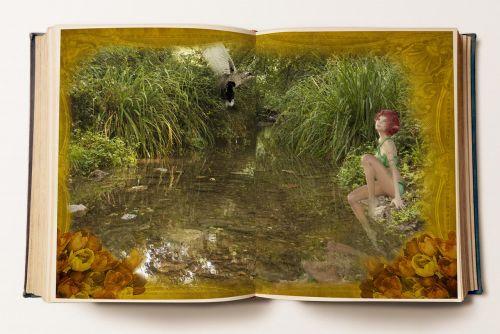 fantasy tale girl elf