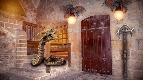 fantasy  dragon  fairy tales