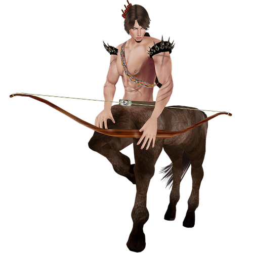 fantasy  mystical  centaur
