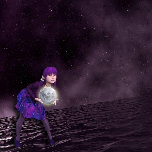 fantasy  night  dark