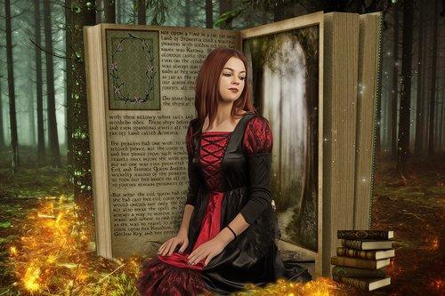 fantasy  fairytale  gothic