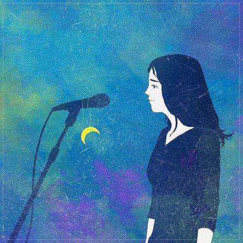 fantasy  microphone  singer