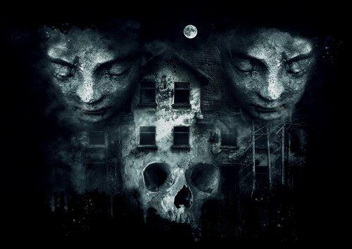 fantasy  dark  gothic