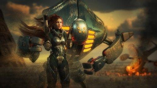 fantasy  female  science fiction