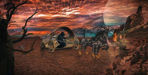 fantasy horse fantasy picture