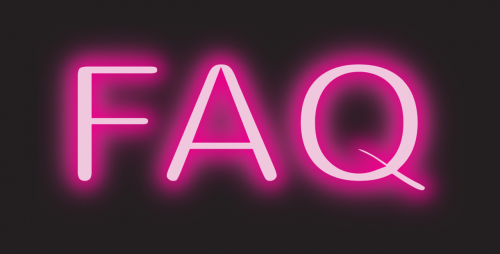 faq frequently asked questions help