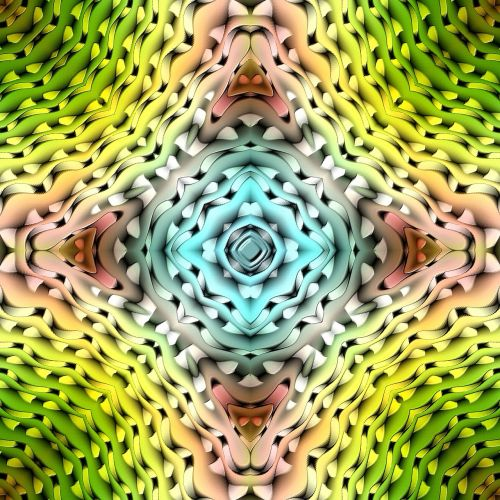 farbenpracht kaleidoscope colorful units