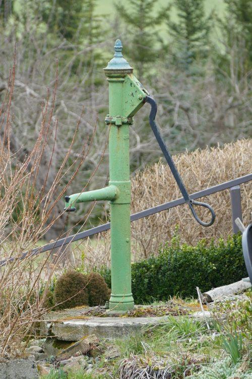 farm pump solid