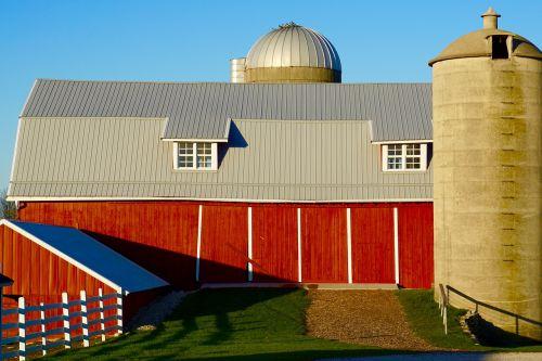 farm barn rural