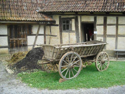 farm cart agriculture