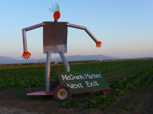 farm sculpture agriculture